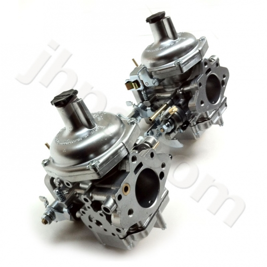 Stromberg Carburetor Pair, Remanufactured - Show Quality