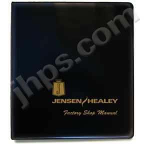 jensen healey shop manual
